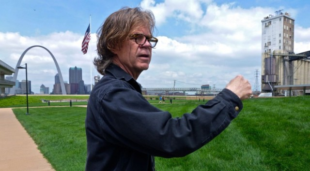 Saint Louis Aerial Video Drone Cinematography with William H. Macy